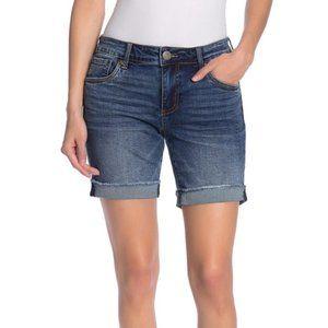 Kut From The Kloth Katy Boyfriend Shorts Sz 10